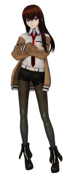 Kurisu Makise - Origin: Phantom Breaker