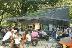 Shake Shack-One of the best burgers!