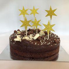 star glitter cake toppers/baby/birthday/wedding x sided glitter/heavy duty glitter/stars glitter in the UK Baby Birthday Decorations, Glitter Cake, Glitter Stars, Wood Gifts, Celebration Cakes, Skewers, How To Make Cake, Decor Crafts, Safe Food