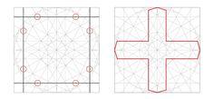 Muslim rule and compass: the magic of Islamic geometric design Islamic Art Pattern, Pattern Art, Geometry Art, Sacred Geometry, Arabesque, Compass Design, Geometric Drawing, Arabic Design, Islamic Art Calligraphy