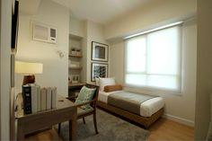 The Bedroom 1 Modern Condo, Condo Design, Condo Living, Design Model, Entryway, Concept, Bedroom, Furniture, Home Decor