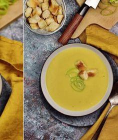Krémové polévky jsou velmi oblíbené. Jejich hladivá struktura je zvláště v zimě vyloženě příjemná. Struktura, Cheeseburger Chowder, Soup, Soups