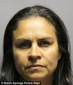 Texas woman helped starve boy to rid him of 'demon' #dailymail
