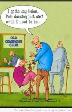 Funny cartoon I gotta say Helen