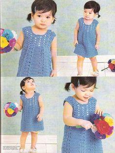 """MOSSITA BELLA CROCHET PATTERNS AND GRAPHICS"": Baby"