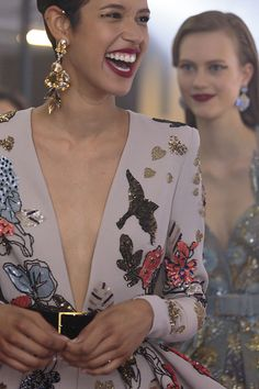 Elie Saab autumn winter haute couture 2016/17