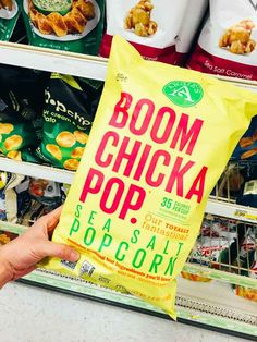 Grocery Shopping at Target - Boom Chicka Pop