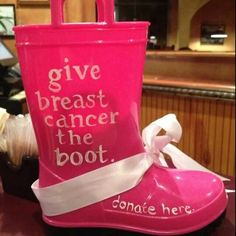 Boot cancer