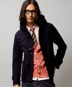 Beauty & Youth ∴ Melton Short duffle coat