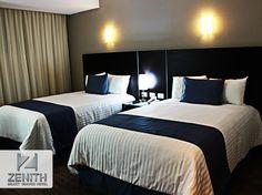 Poder descansar, poder relajarse, poder sentir que no hay nada que interrumpa nuestra felicidad es poder decir que te encuentras en #HotelZenith ¡Contamos con las mejores instalaciones! ¡Te esperamos!