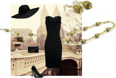 """""""Paola Collection Gold"""" by i-tre-mercanti ❤ liked on Polyvore"""