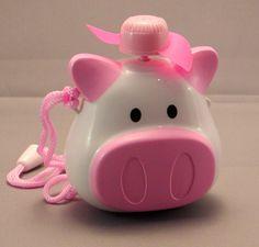 Piggy Electric Fan....