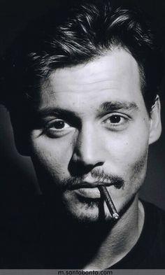 Well hello Mr.Johnny Depp ❤