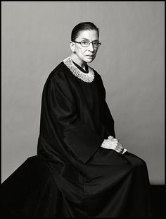the Notorious RBG (Ruth Bader Ginsburg) Lorde, Beautiful Words, Beautiful People, Amazing People, Ruth Bader Ginsburg Quotes, Justice Ruth Bader Ginsburg, Legally Blonde, Badass Women, Powerful Women