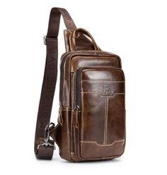 KANSAS UNISEX VALÓDI BŐR RÓZSABARNA CROSSBODY - LUXURY Leather Backpack For Men, Leather Crossbody, Leather Bag, Crossbody Bag, Satchel Backpack, Travel Backpack, Messenger Bag, Cross Body Satchel, Shoulder Backpack