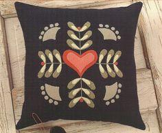 Image result for traditional folk art wool applique