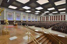 Santuário do Templo de Salomão, SP, Brasil, inaugurado em 31 de julho de 2014, o templo é a sede da Igreja Universal do Reino de Deus fundada por Edir Macedo em 9 de Julho de 1977.