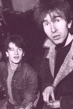 Bono & The Edge, early years