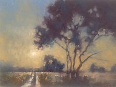 Landscape Art by Claire Frances Smith in the Gallery at Art Academy East Aldiss Court Dereham Norfolk NR19 1TS. www.artacademyeast.co.uk