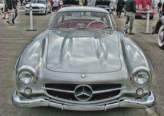 Best In Show Mercedes Benz 300SL Gullwing Photograph and greeting cards by Samuel Sheats on Fine Art America. #mercedes #mercedesbenz #300SL #mancave