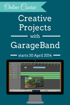 Creative Projects with GarageBand online course [for music teachers of middle school students]:  Remixing, film scoring, composing, storytelling and radio shows  http://www.midnightmusic.com.au/creative-projects-with-garageband-online-course/