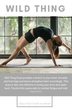 Yoga Poses for the Ether (Space) Element - Blissflow Morning Yoga Flow, Yoga Breathing, Yoga Positions, Bikram Yoga, Yoga Exercises, Exercise Workouts, Yoga Poses For Beginners, Yoga For Weight Loss, Yoga Benefits