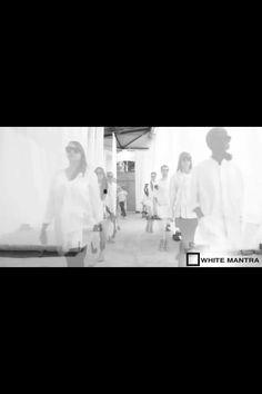 Kuboraum White Mantra