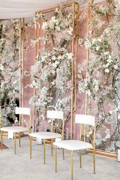 Luxury Wedding Decor, Outdoor Wedding Decorations, Wedding Centerpieces, Wedding Stage Backdrop, Arch Wedding, Wedding Ideas, Garden Wedding, Wedding Reception, Wedding Inspiration