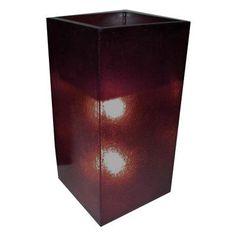 Jeffan Labota Large Square Planter Lamp - Purple - LM-300A-PR, Durable