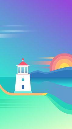 Tubik colorful wallpaper 2