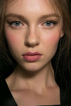 Beauty at Dolce & Gabbana Spring / Summer 2016