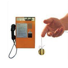 Eskinin jetonlu telefonu