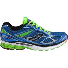 Buy Men's Saucony Guide 7 in Blue | Run and Become | Specialist Running Shop | London Edinburgh Cardiff
