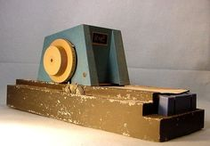 UNIVAC Mainframe Computer Wright Line Portable Data Card Punch (c.1966).