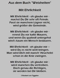 """Buchtitel: """"Weisheiten"""" Autor: Norbert van Tiggelen"""