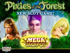 Pixies of the Forest Mobile Free Slot Game - IOS / Android Version