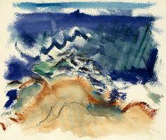 john marin watercolor paintings - Google Search