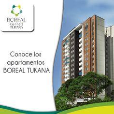 : Encuentra el apartamento de tus sueños. Ven a #borealtukana #tranquilidaddehogar #vivir enlaestrella