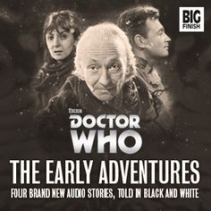 Doctor Who - The Early Adventures - Season 1 - Big Finish