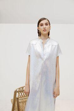 Sandra Mansour Spring/Summer 2018 Ready To Wear | British Vogue