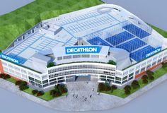 """Decathlon está a chegar ao """"Batista Russo"""", Parque das Nações"""
