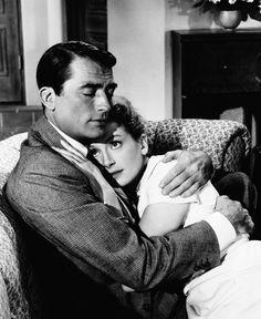 Deborah Kerr, Gregory Peck in Beloved Infidel (1959)