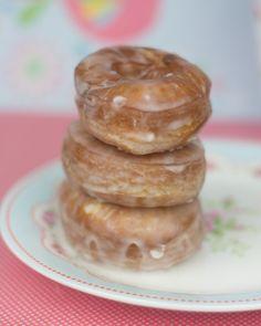 Objetivo: Cupcake Perfecto.: Donuts, primera parte. Que Dios bendiga América.
