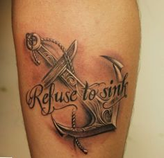 19 Beautiful Anchor Tattoo For Men