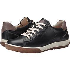 dda77abf77194 ECCO Chase II Tie Plantar Fasciitis Shoes