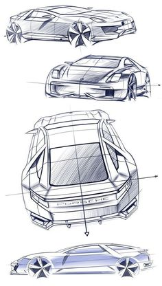 Great Design: Porsche 929 on Behance Saurabh Dwivedi Car Design Sketch, Car Sketch, Design Art, Cool Car Drawings, Pagani Huayra, Industrial Design Sketch, Car Illustration, Porsche Design, Transportation Design