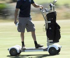Golfboard is what happens when surfing meets golf.