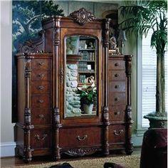 pulaski furniture edwardian mans chest at j j furniture antique pulaski apothecary style