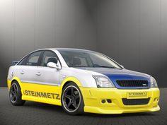Voir cette image sur PhotosCar: PhotosCar vous présente cette 2002 Steinmetz Opel Vectra GTS Concept C, si cette image vous plait vous pouvez la télécharger. Merci de laisser un commentaire.