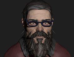 "Check out new work on my @Behance portfolio: ""beard"" http://be.net/gallery/33712614/beard"